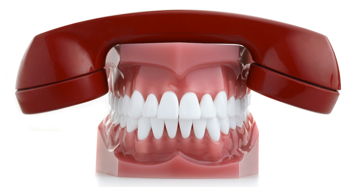 dentist emergency phone