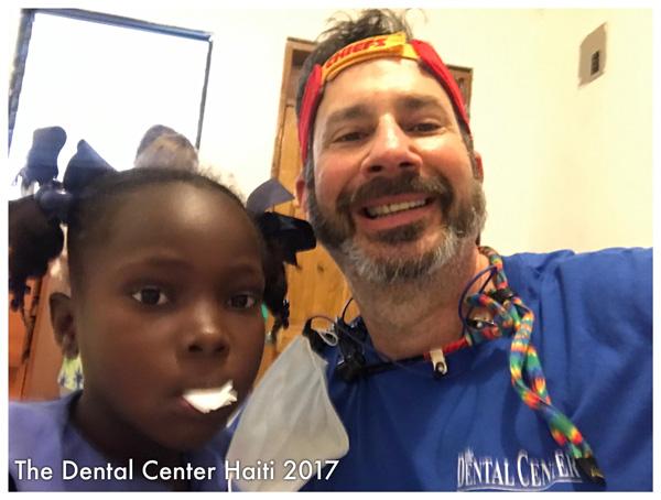 Dr. Cohen's annual trip to Haiti